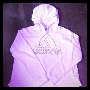 Adidas Climawarm hoodie NWOT